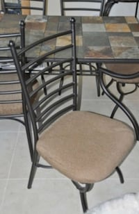 Ashley Slate dinette art with 4 chairs Brandywine, 20613