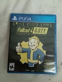 Sony PS4 Fallout GOTY case Outlook, 98938