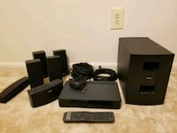 Bose Soundtouch 520 Surround Sound System