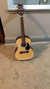 First Act 222 acoustic guitar.  Monessen, 15062