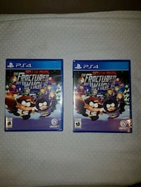 South Park: The Fractured But Whole x2 SEALED Surrey, V3W 3P3