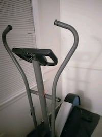 black and gray elliptical trainer Mint Hill