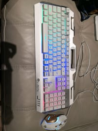 Mechanical keyboard and mouse(negotiable) Markham, L3R 4Y9