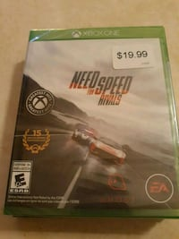 Xbox 360 Need for Speed Rivals game case Elkhart, 46514