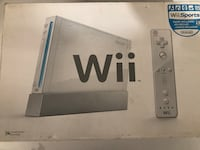 Wii console only with power adapter  Sacramento, 95828
