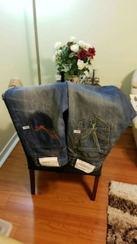 Assorted Jeans 1282 km