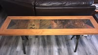Sofa/entry table - great condition and very heavy Jacksonville, 32257