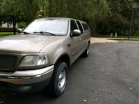 2001 - Ford - F-150 XLT 4x4 Off-Road Fairfax County