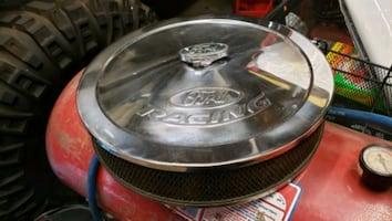 Ford racing air cleaner