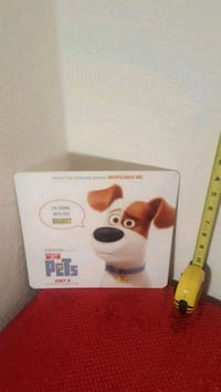2016 The Secret Life of Pets, Promotional Poster San Diego, 92116