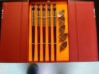 Brand new yunhhong chopsticks set Toronto, M9A 2W5