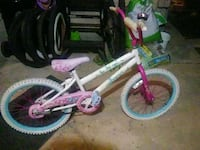 "Girls bike huffy 20""  Hidalgo, 78557"