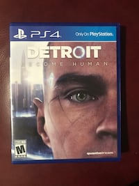 Detroit Become Human PS4 Spanish Fork, 84660