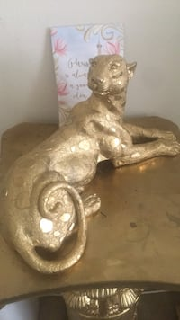 Gold Panther for Sell, good condition, must come pickup Washington, 20018