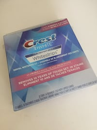 New in package crest 3D whitestrips Toronto, M5P 3H9