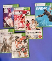 XBOX 360 GAMES  East Haven, 06513