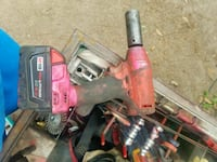 1/2in impact with battery and charger  Blessing, 77419