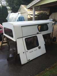 Canopy Truck 62 by 90 side and back doors. Want the cap gone asap. Surrey, V3Z 9N5