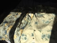 3 silk Tommy Bahama Hawaiian shirts. 2 Larges and 1 XL no stains perfect condition Los Angeles, 90069