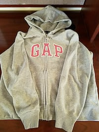 Gap Zippered Hoodie Jacket Front Royal, 22630