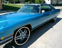 Cadillac - Coupe de Ville - 1973 Milwaukee