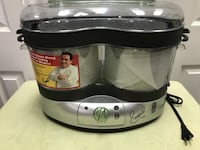 Emeril by T-Fal steamed brand new Lexington Park, 20653