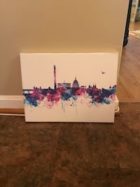Canvas DC art Woodbridge, 22193