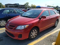 2011corolla with excellent condition TORONTO