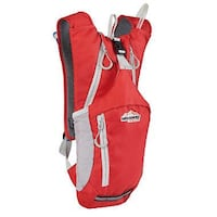 Red and white kelty kids backpack Fairfax Station, 22039
