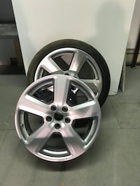 Audi - A4 A6 - Two (2) 18 inch Rims Vaughan