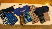 Boys summer clothes 18months**price negotiable