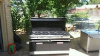 black and gray gas grill Grand Prairie, 75052