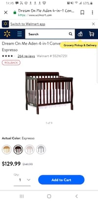Crib for sale Woodbridge, 22191