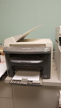 white and gray photocopier machine Mississauga, L5A