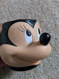 vintage Minnie mouse plastic cup with handle Toronto, M1C