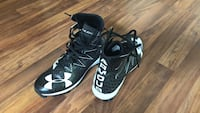 under armour football cleats size 9.5 Nazareth, 18064