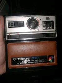 Vintage Colour Burst 100 Kodiak Polaroid Camera Chatham-Kent
