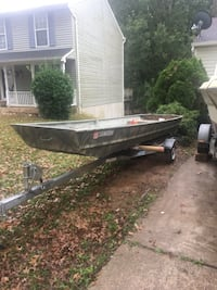 gray and black boat trailer Gaithersburg, 20879