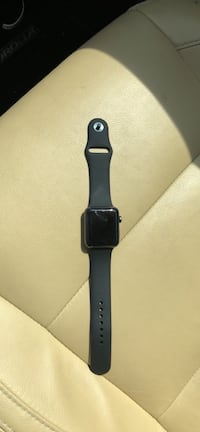 space black aluminum case Apple Watch with black sports band Canton, 30115
