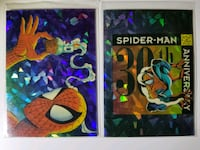 1992 Comic Images Spider-Man II30th Anniversary  Kettering, 20774