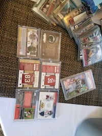 HUGE Football Card Collection