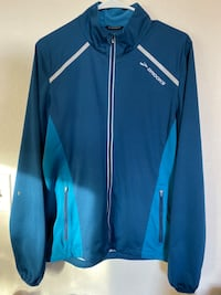 Brooks windbreaker size small