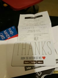 45$ chapters gift card Langley, V3A 1M1