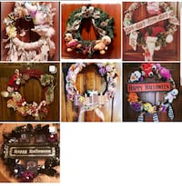 Hand made Custom wreath