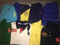Ralph Lauren Polo shirts boys Large Fort Pierce, 34950
