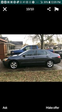 2004 Honda Accord Houston