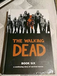 The walking dead book 6 unopened Toronto, M1B