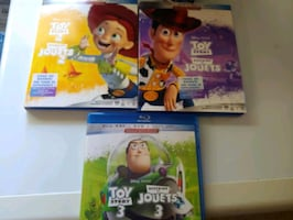 Toy story 1.2.3
