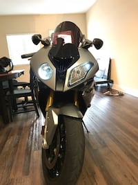 2013 BMW S1000RR motorcycle clean title low miles Anaheim, 92806