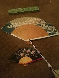 Vintage Japanese Hand Fans Stockton, 95207